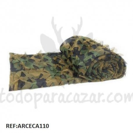 Tela de Camuflaje Magic Camo Verde Oscuro