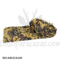 Tela de Camuflaje Magic Camo Verde-Amarillo