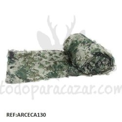 Tela de Camuflaje Magic Camo Verde Militar