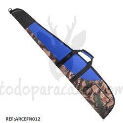 Funda Camuflaje y Azul para Rifle o Escopeta