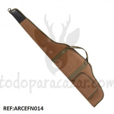 Funda Rifle o Escopeta con Bolsillo