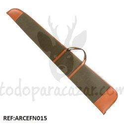 Funda Rifle o Escopeta Verde/Marrón