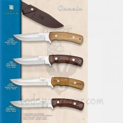 Cuchillo de Monte JOKER GACELA CO50 CR50 CO51 CR51