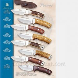 Cuchillo Desollador JOKER PECARI CC20 CO20 CR20 CO22 CC21 CO21 CR21 CR22
