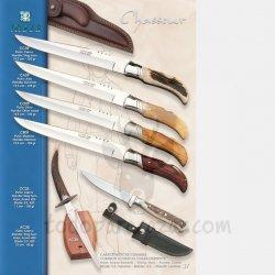 Cuchillo de Monte JOKER CHASSEUR CC09 CA09 CO09 CR09 CC26 AC30