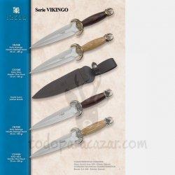 Cuchillo de Monte JOKER VIKINGO CB94-B CO94-B CB94-N CO94-N