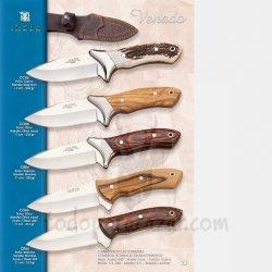 Cuchillo Desollador JOKER VENADO CC06 CO06 CR06 CO66 CR66