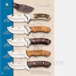 Cuchillo Desollador JOKER VENADO CC05 CO05 CR05 CO65 CR65