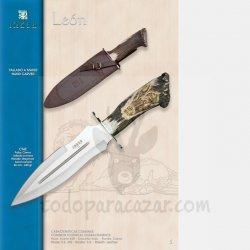 Cuchillo de Remate JOKER LEÓN  CT42