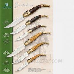 Navaja Clásica JOKER BANDOLERO NR00 NR01 NR02 NO00 NO01 NO02