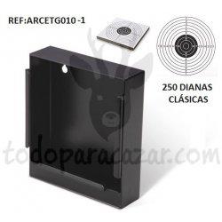 Cazabalines Plano + 250 Dianas