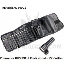 Colimador BUSHNELL Profesional - 15 Varillas