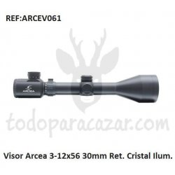 Visor Arcea 3-12x56  30mm