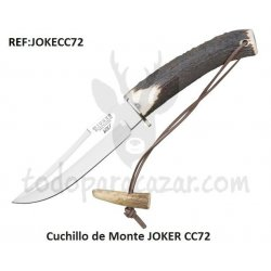 Cuchillo de Monte JOKER CC72