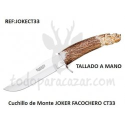 Cuchillo de Monte JOKER FACOCHERO CT33
