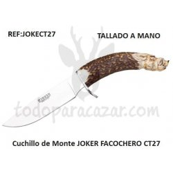 Cuchillo de Monte JOKER FACOCHERO CT27