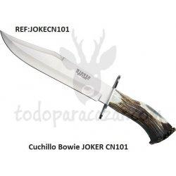 Cuchillo Bowie JOKER CN101