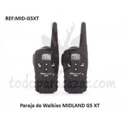 Walkie MIDLAND G5 XT x2