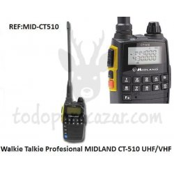 Walkie Talkie MIDLAND CT-510 UHF/VHF