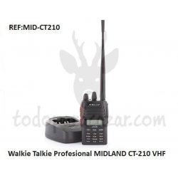 Walkie Talkie MIDLAND CT-210 VHF