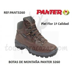 Botas PANTER 3260
