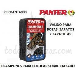 Crampones Flexibles PANTER Sobre Calzado