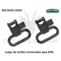 Juego de Anillas Universales para Rifle
