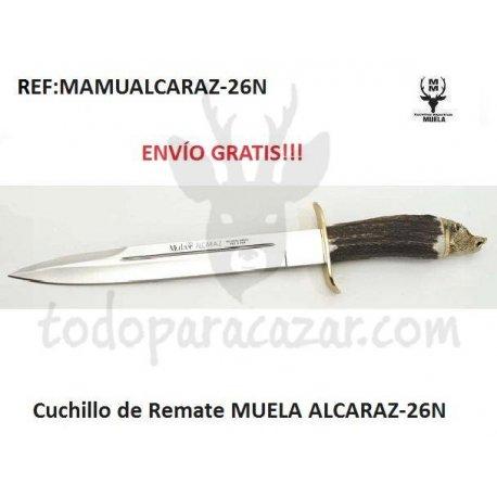 Cuchillo de Remate MUELA ALCARAZ-26N