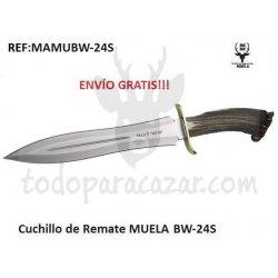 Cuchillo de Remate MUELA BW-24S