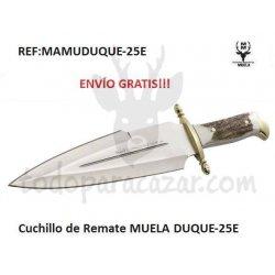 Cuchillo de Remate MUELA DUQUE-25E
