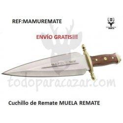 Cuchillo de Remate MUELA REMATE
