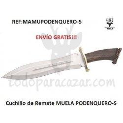 Cuchillo de Remate Muela PODENQUERO-S