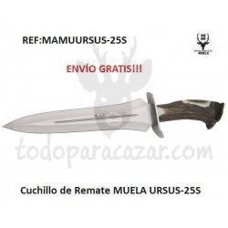 Cuchillo de Remate Muela URSUS-25S