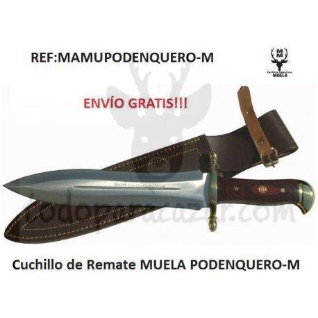 Cuchillo de Remate Muela PODENQUERO-M