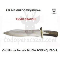 Cuchillo de Remate Muela PODENQUERO-A
