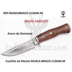 Cuchillo MUELA BRACO-11DAM.M