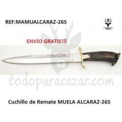 Cuchillo de Remate MUELA ALCARAZ-26S