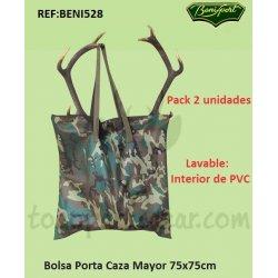 Bolsa Porta Caza Mayor 75x75cm