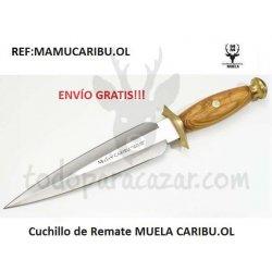 Cuchillo de Remate Muela CARIBU.OL