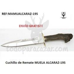 Cuchillo de Remate MUELA ALCARAZ-19S