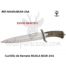 Cuchillo de Remate MUELA BEAR-24A