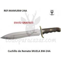 Cuchillo de Remate MUELA BW-24A