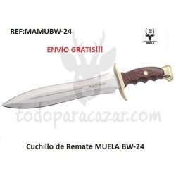 Cuchillo de Remate MUELA BW-24