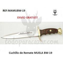 Cuchillo de Remate MUELA BW-19