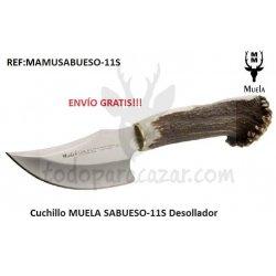 Cuchillo Desollador MUELA SABUESO-11S