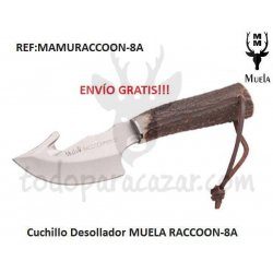 Cuchillo MUELA RACCOON-8A