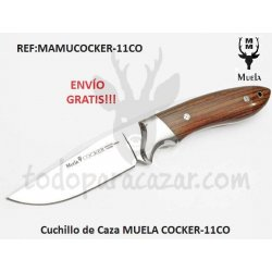 Cuchillo MUELA COCKER-11CO