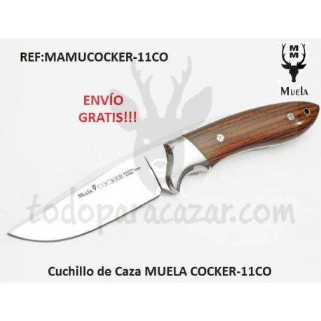 Cuchillo MUELA COCKER-11CO