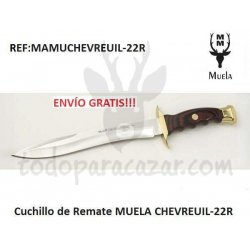 MUELA CHEVREUIL-22R