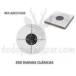 Dianas Clásicas para Cazabalines